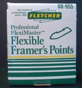 Fletcher Flexible Framer's Points