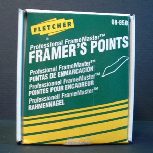 Fletcher Framer S Points Framecraft Ltd