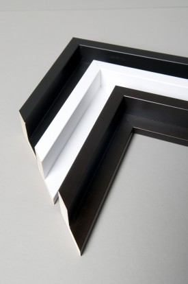 "3/4"" Float Frame"