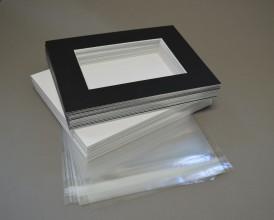 Matboard Presentation Kits