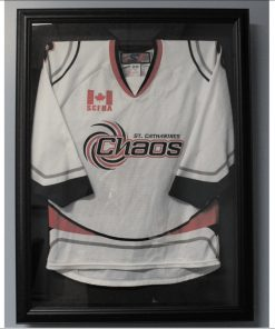 Jersey Display Cases