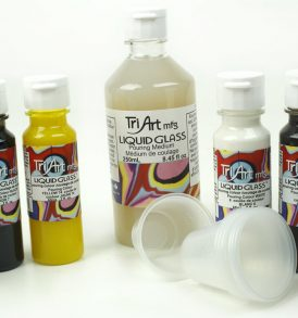 Tri-Art Liquid Glass