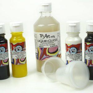 Tri-Art Liquid Glass