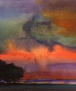 Water Colour Art Class