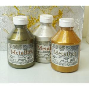 Metallics Acrylic