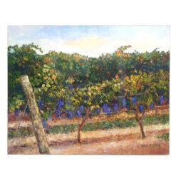 original art _ Niagara's Vineyard