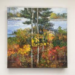 original art - Colours of Autumn 1