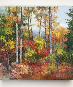 original art - Colours of Autumn 2
