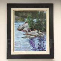 original art - Reflections