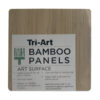 bamboo paint panel